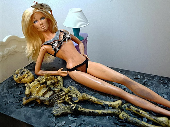 Skinniest girl fucking 6