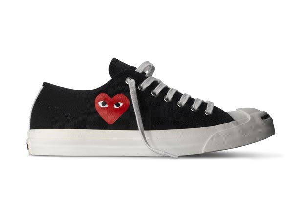 451f61728db2 COMME des GARCONS PLAY x Converse Jack Purcell - Fucking Young!