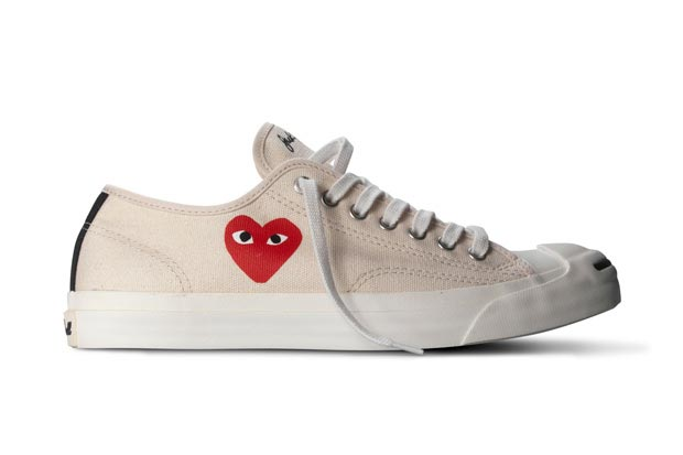 COMME des GARCONS PLAY x Converse Jack Purcell - Fucking Young!