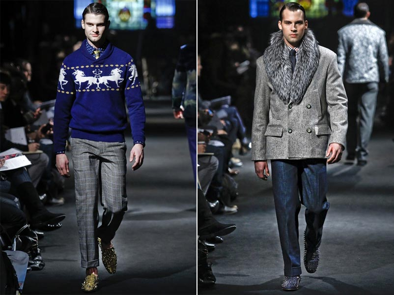 8f5352136f0 Marlon Gobel Fall/Winter 2011 featuring Christian Louboutin shoes ...