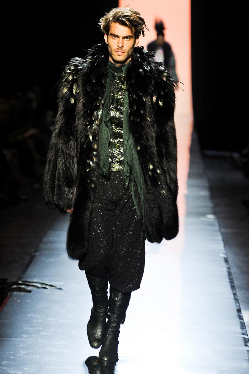 Jaylow Jean Paul Gaultier Haute Couture Fall Winter 2011