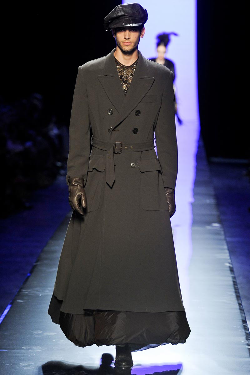 Jean paul gaultier haute couture fall winter 2011 for Haute couture male