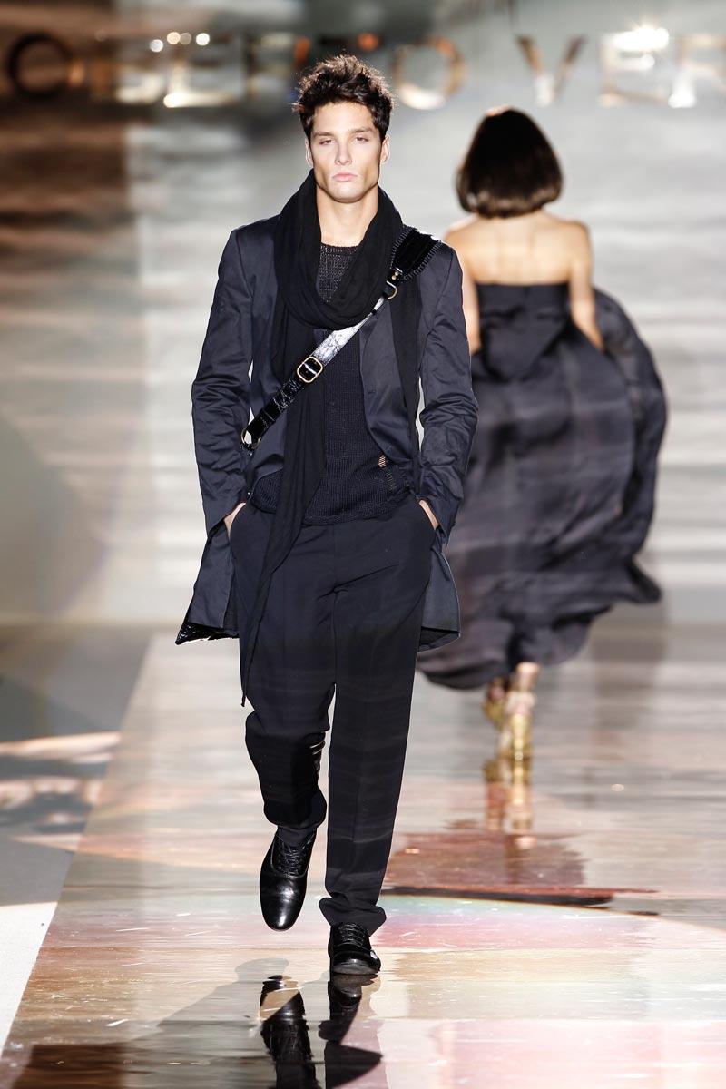 Roberto Verino, Spring-Summer 2011 at Cibeles Madrid Fashion Week