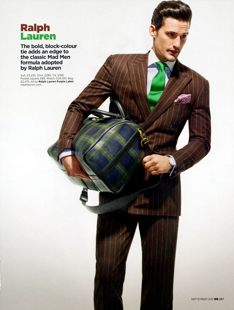the gq collections fallwinter 2011 cool chic style to