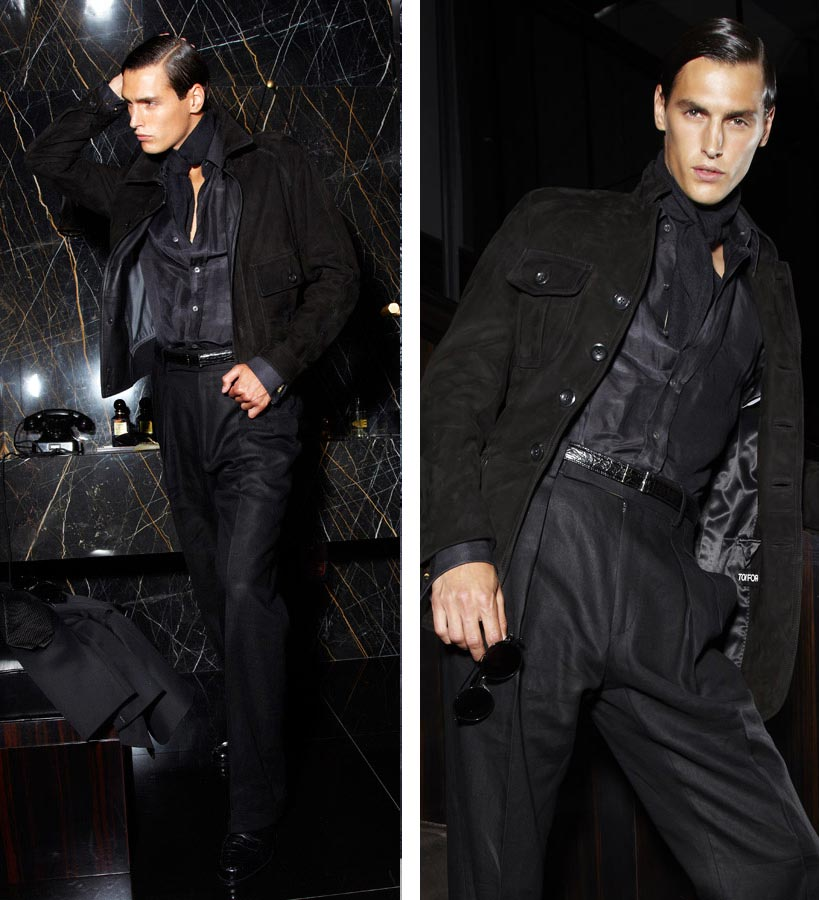 c57c14a6f3 Tom Ford Spring Summer 2012 lookbook - Fucking Young!