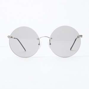 db99fef72d Maison Martin Margiela 2012 Spring Summer 8 Rimless Round Glasses