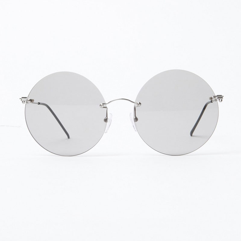 Pin Mens Rimless Round Eyeglasses on Pinterest