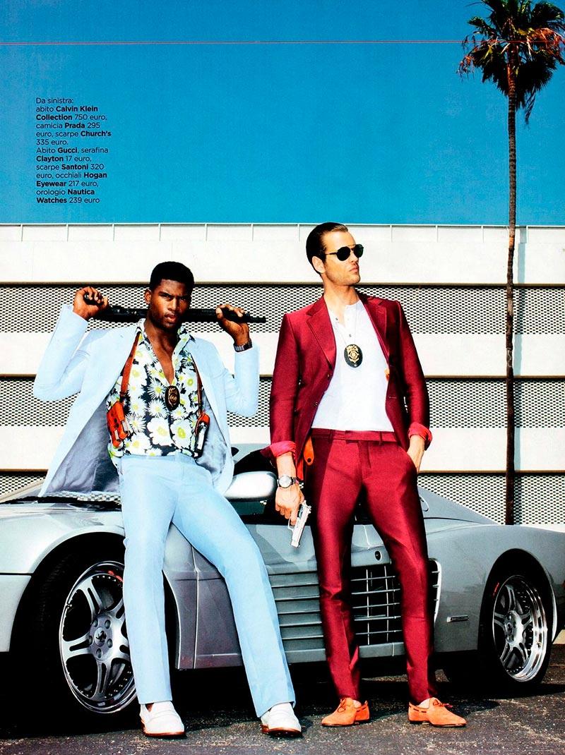 Miami Vice Fucking Young