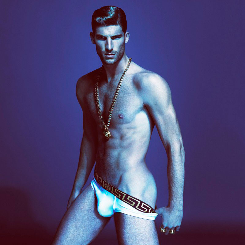 0db4a0c1ebf Versace Underwear Spring/Summer 2013 Campaign - Fucking Young!