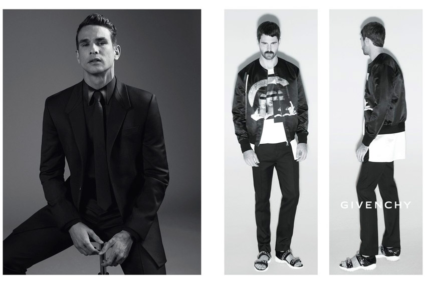 givenchy_ss13_campaign