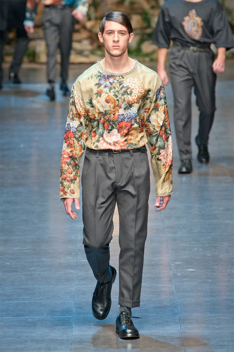 364f1013 Dolce & Gabbana Fall/Winter 2013 - Fucking Young!