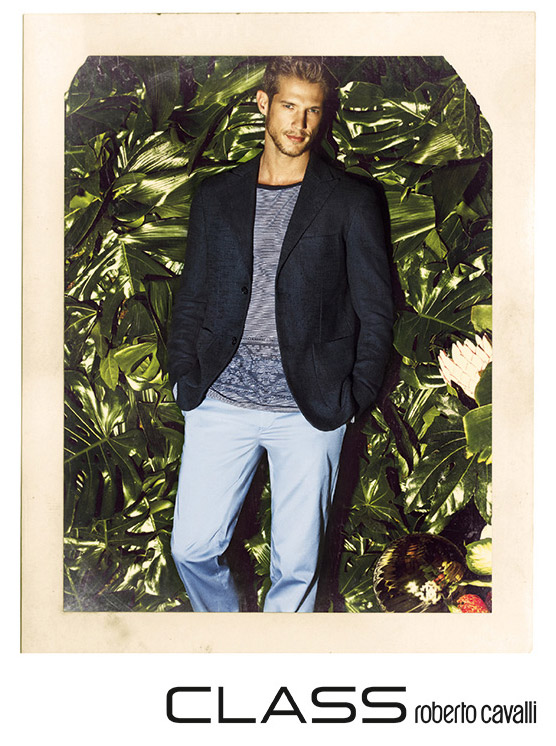 the latest 899f3 60d6d CLASS Roberto Cavalli Spring/Summer 2013 Campaign - Fucking ...