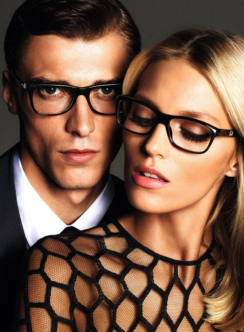 2ac20e5c62e1 French model Clément Chabernaud stars in Gucci s Spring Summer 2013 eyewear  campaign