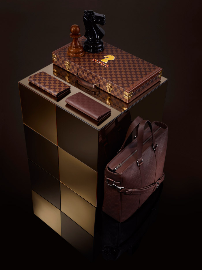 Louis Vuitton Damier Background