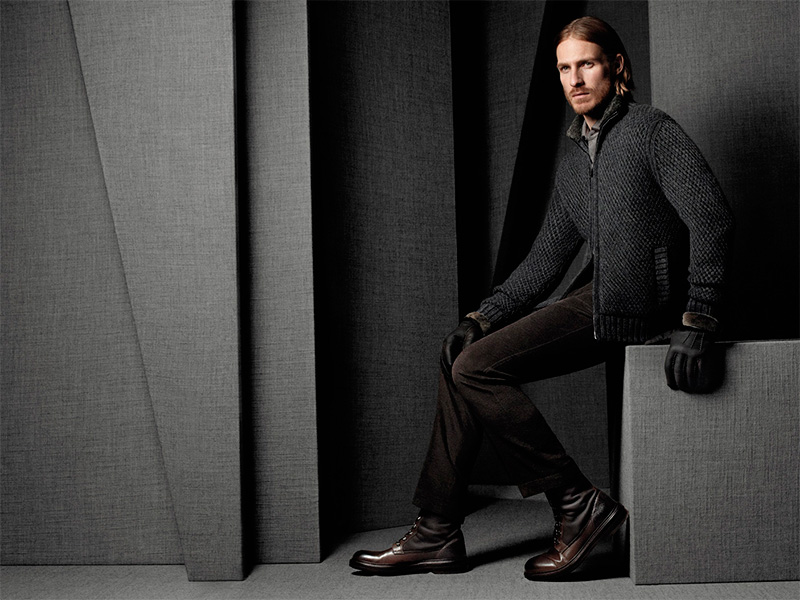 Ermenegildo Zegna Fall/Winter 2013 Campaign