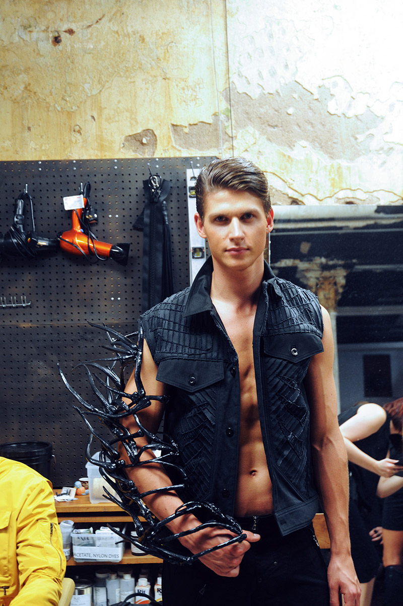 Asher-Levine_ss14_backstage_3
