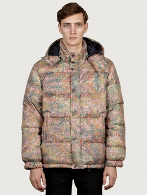 Acne-Blaine-Print-Down-Jacket1