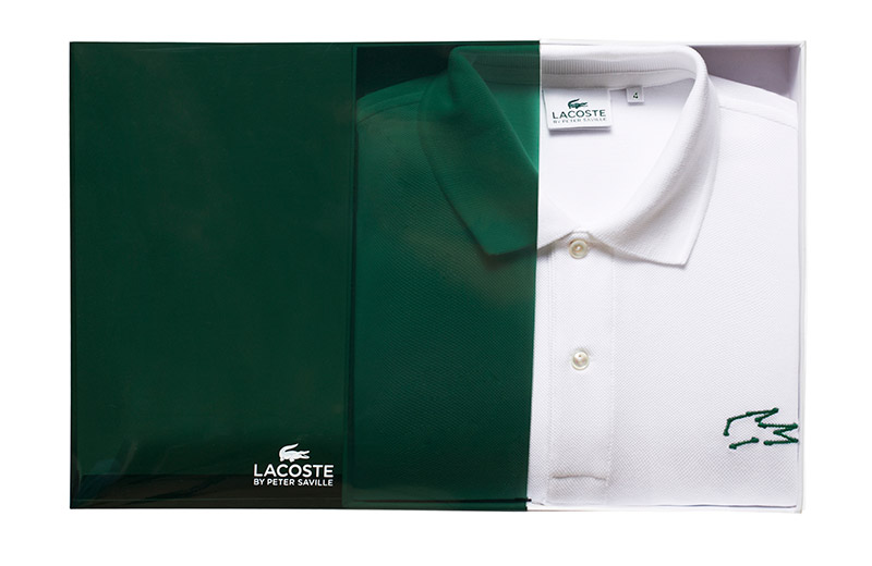 e86fe348fcfd Lacoste Holiday Collector Nº8 by Peter Saville - Fucking Young!