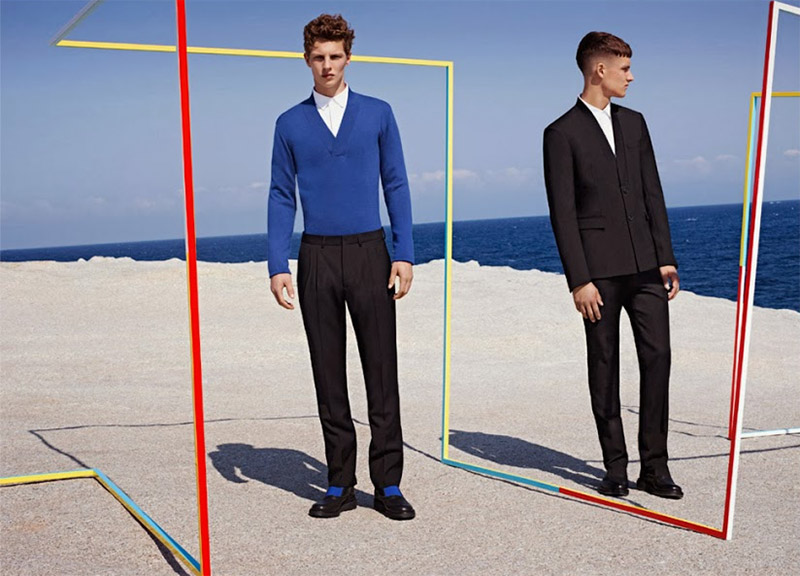 8755979ac569 Dior Homme Spring Summer 2014 Lookbook - Fucking Young!