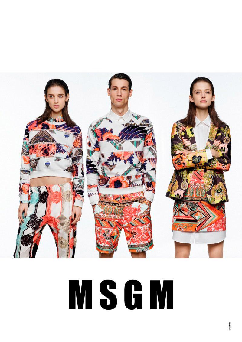 MSGM-SS2014-Campaign2