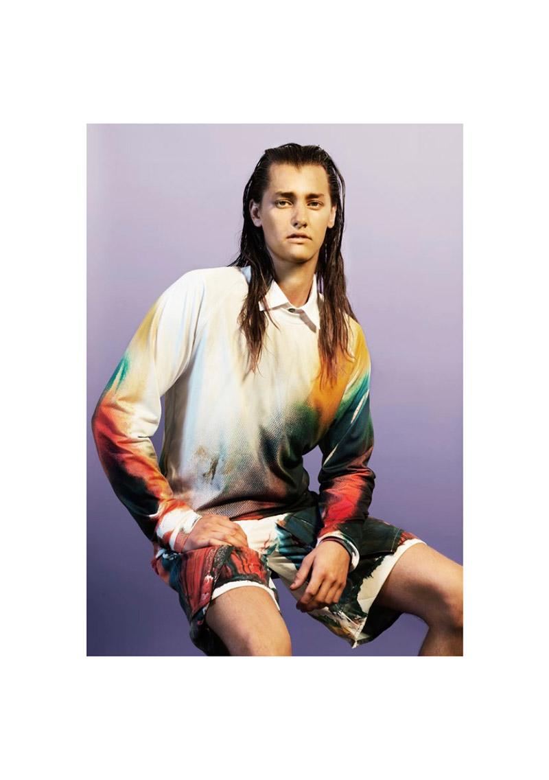 Amanda Pena Designer Clothing Online Fabian Pea and Arsim
