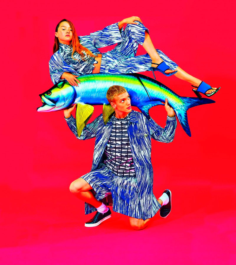kenzo_ss14_campaign_preview