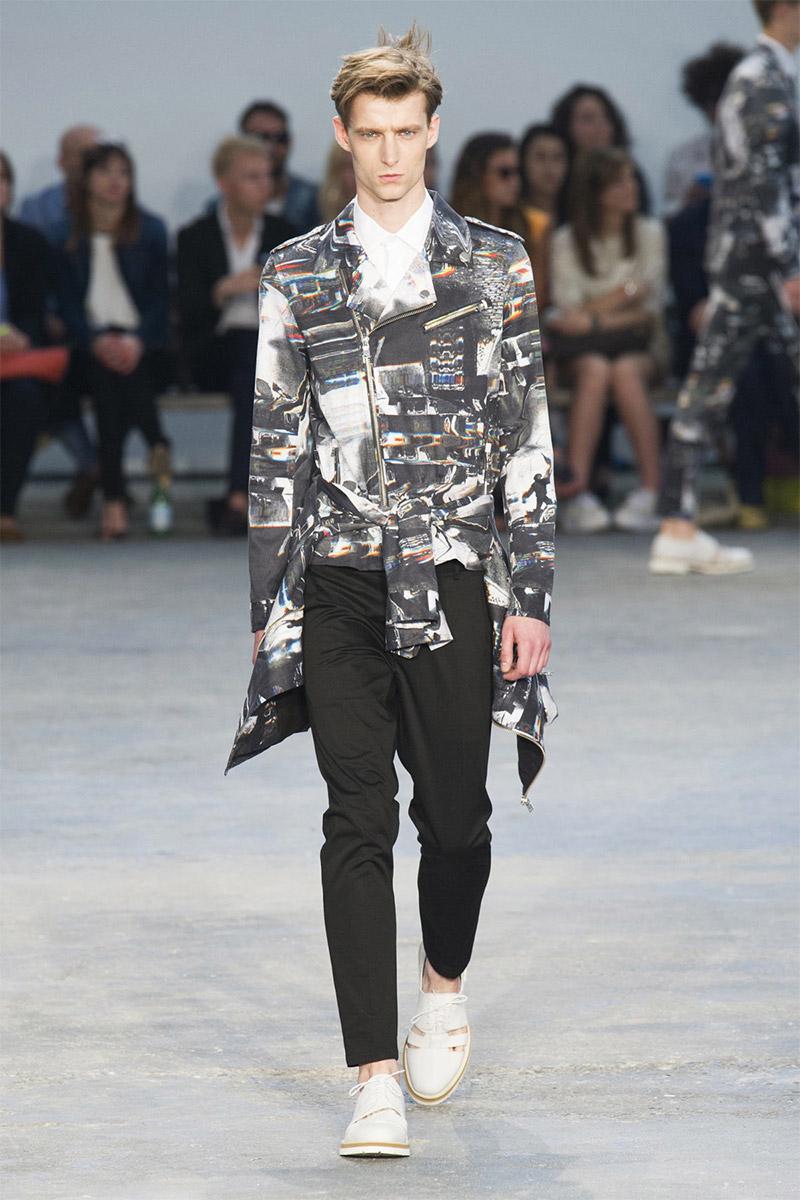 Frankie Morello SpringSummer 2014 RTW – Milan Fashion Week advise