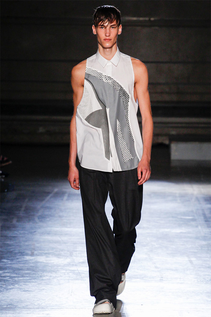 Wooyoungmi Spring Summer 2015 Fucking Young