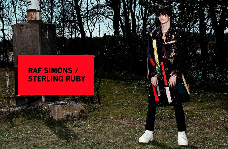 Raf-Simons--Sterling-Ruby_fw14_campaign_fy2