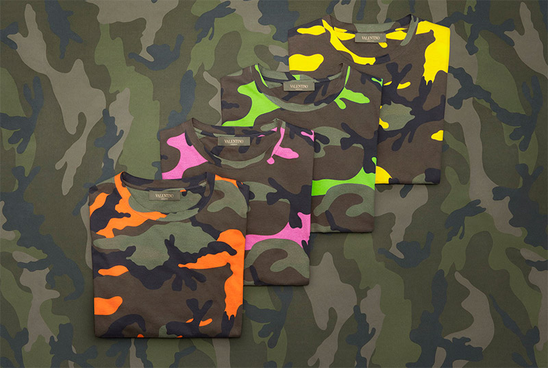 Valentino-SS14-Fluo-Camouflage-Collection_fy4