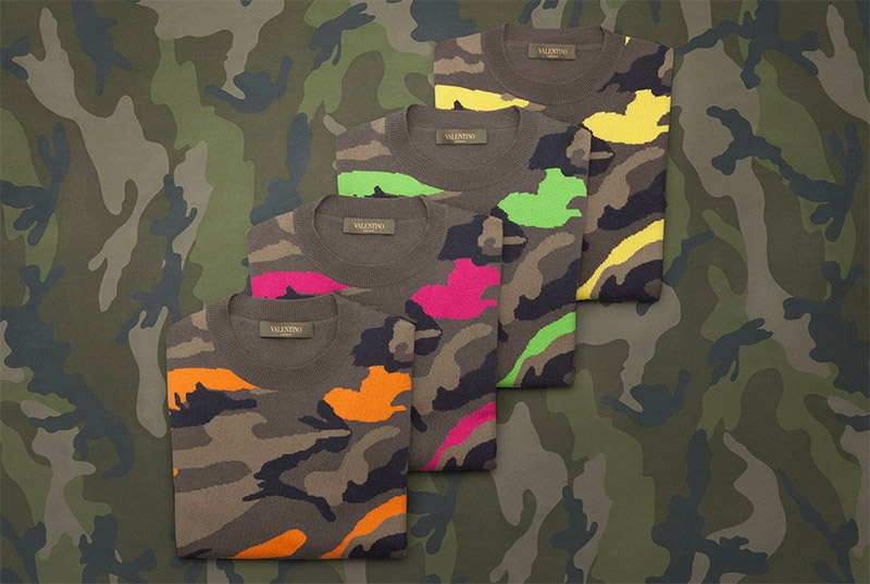 Valentino-SS14-Fluo-Camouflage-Collection_fy8