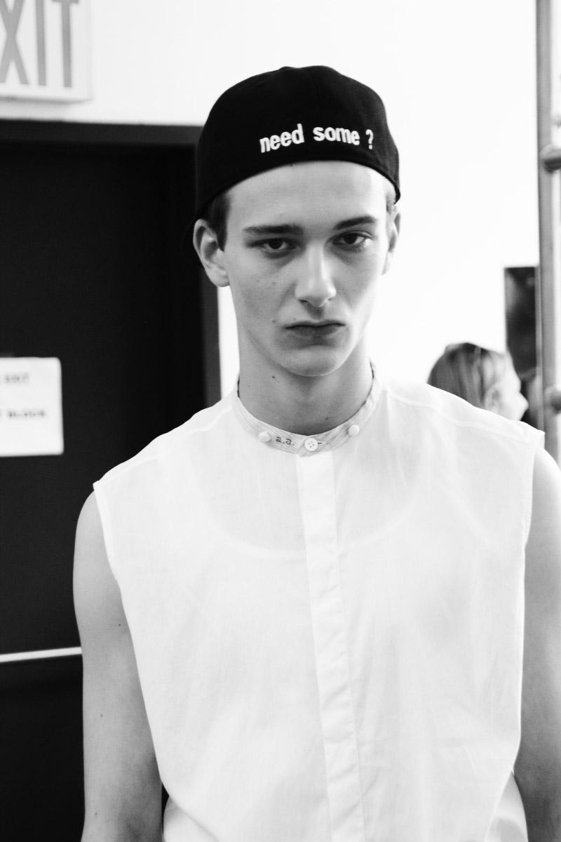 Antonio-Azzuolo-SS15-Backstage_fy9