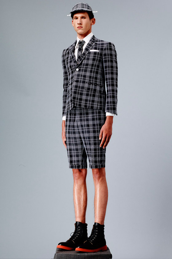 88ba525e171c Thom Browne Spring Summer 2015 Lookbook - Fucking Young!