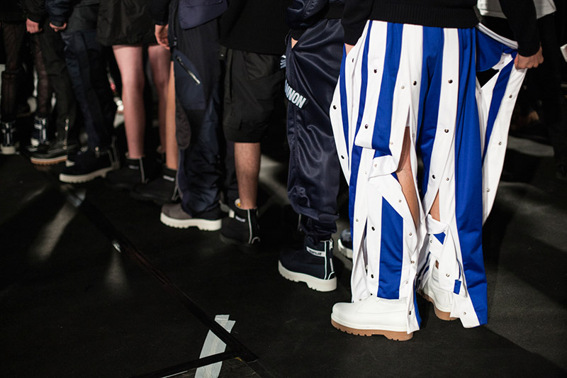 Christopher-Shannon-FW15-Backstage_fy15