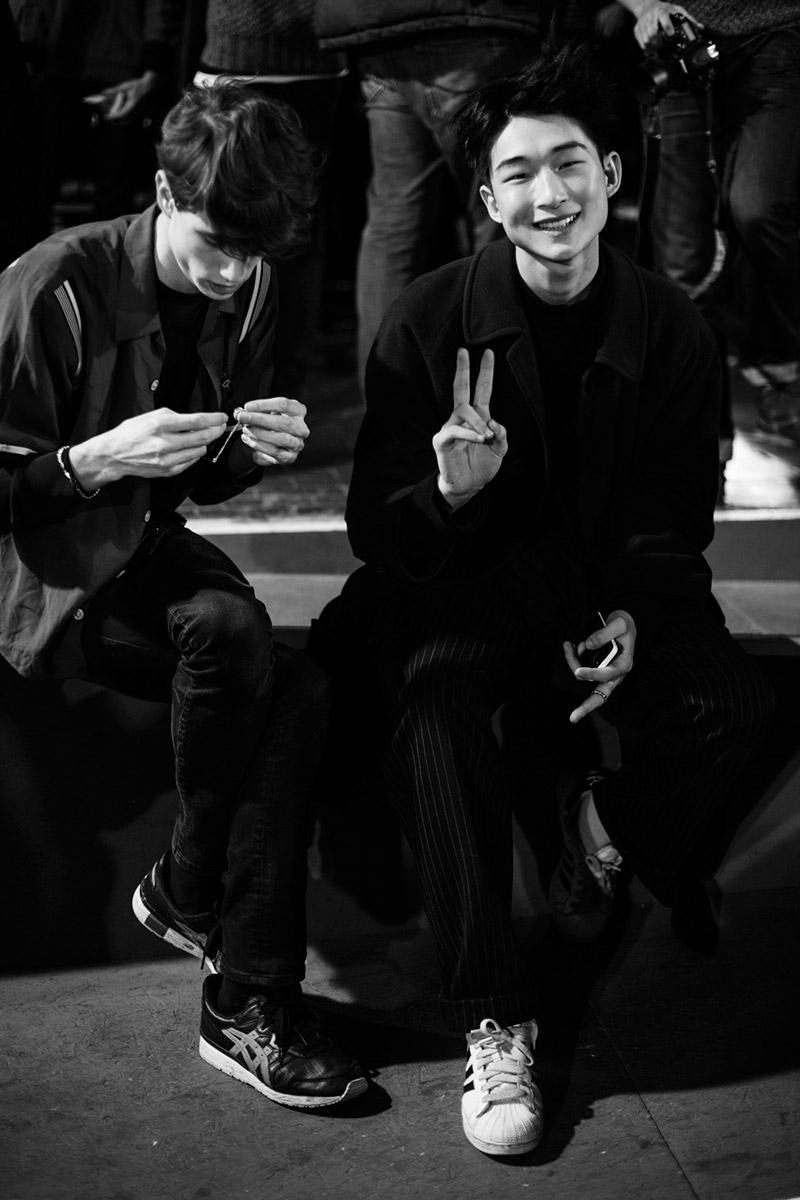 Xander-Zhou-FW15-Backstage_fy3