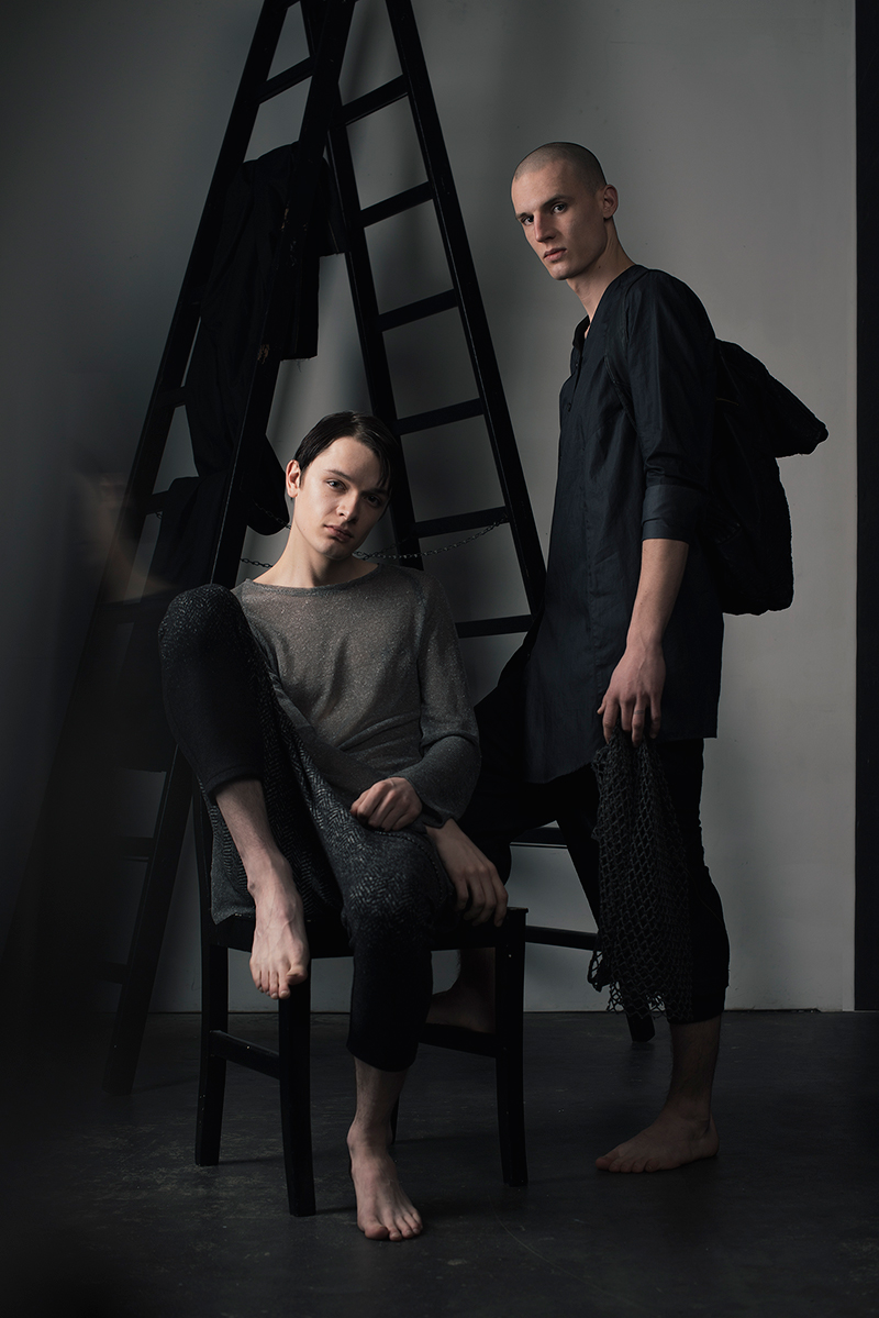 A DOSE OF FRESH PARISIAN VIBES by ATELIER BRUME Fucking Young!