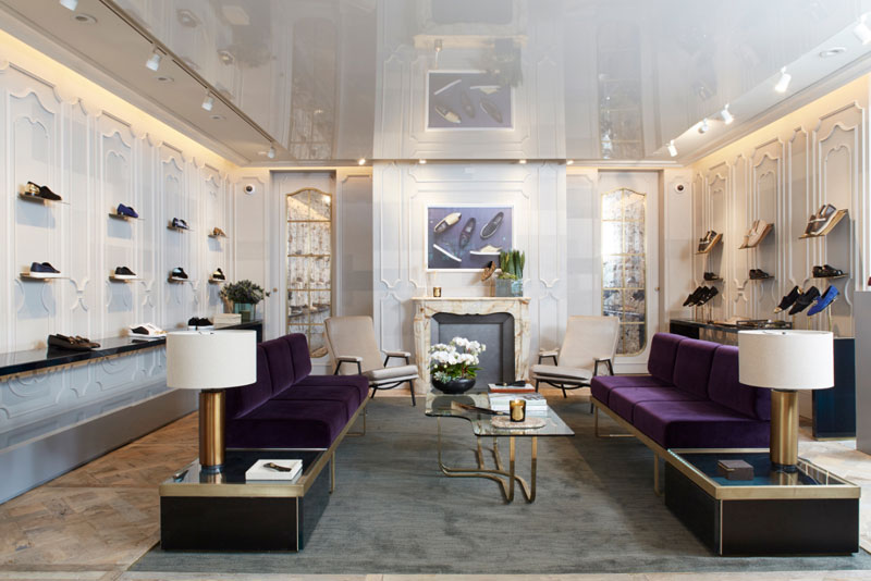 Louis Leeman Opens Debut Flagship Boutique In Ny Fucking Young