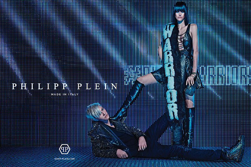 b1a63f513a Philipp Plein Fall/Winter 2015 Campaign - Fucking Young!