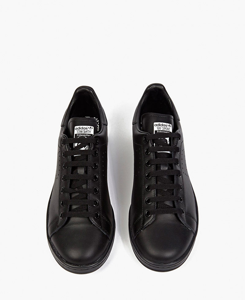 ADIDAS-BY-RAF-SIMONS.-Black-Stan-Smith-Sneakers_fy4
