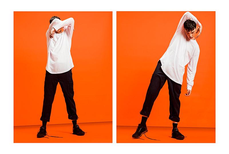 atelier new regime lookbook dope menswear style simple minimal brand