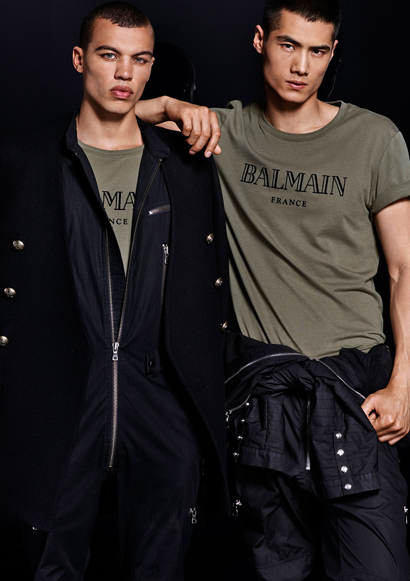 Balmain-x-H&M_lookbook_fy13