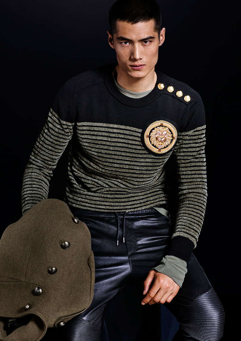 Balmain-x-H&M_lookbook_fy5