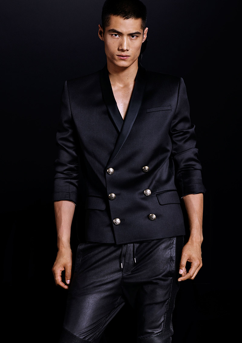 Balmain-x-H&M_lookbook_fy9