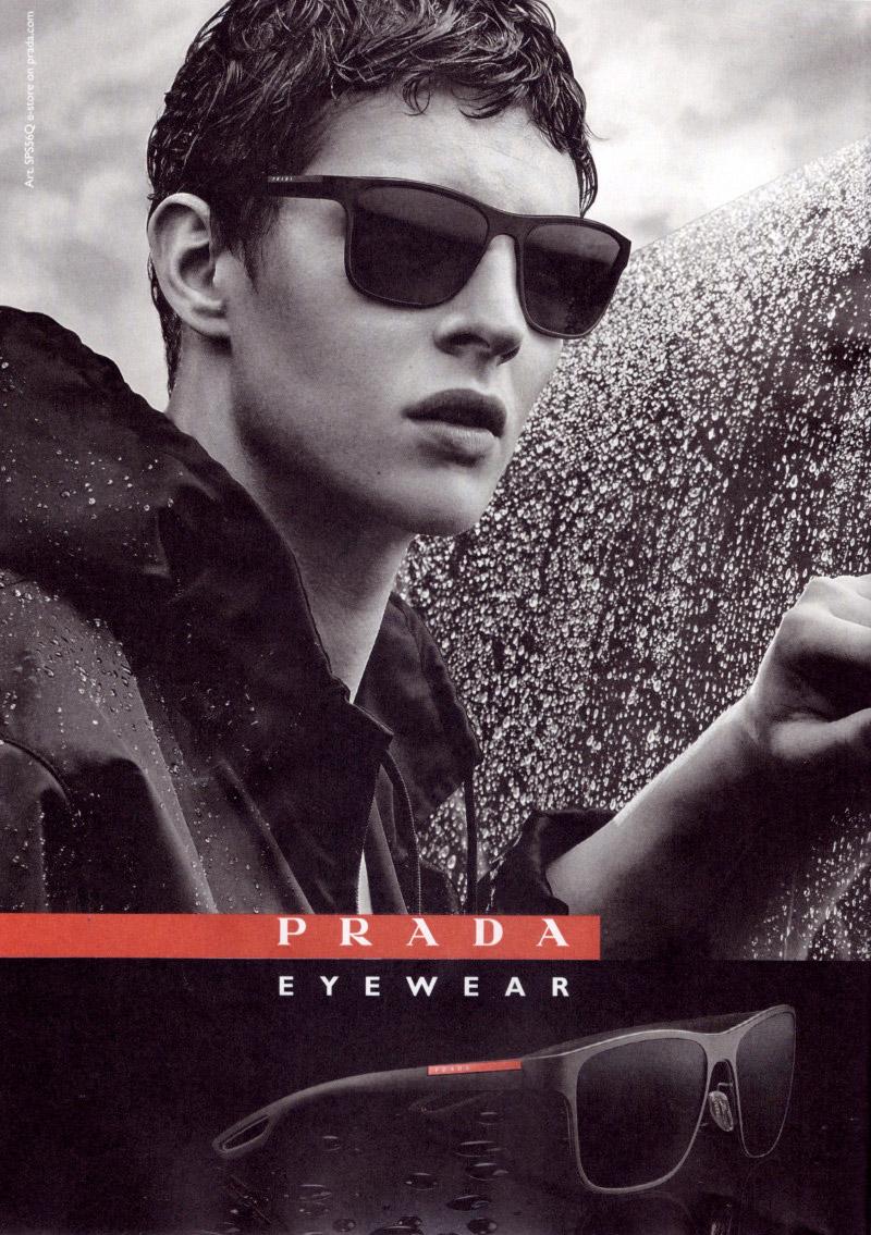 Prada Fall Winter 2015 Eyewear Campaign - Fucking Young! a6d7f6930868