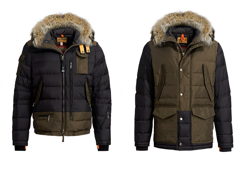 parajumpers MOUNTAIN LOFT ORANGE