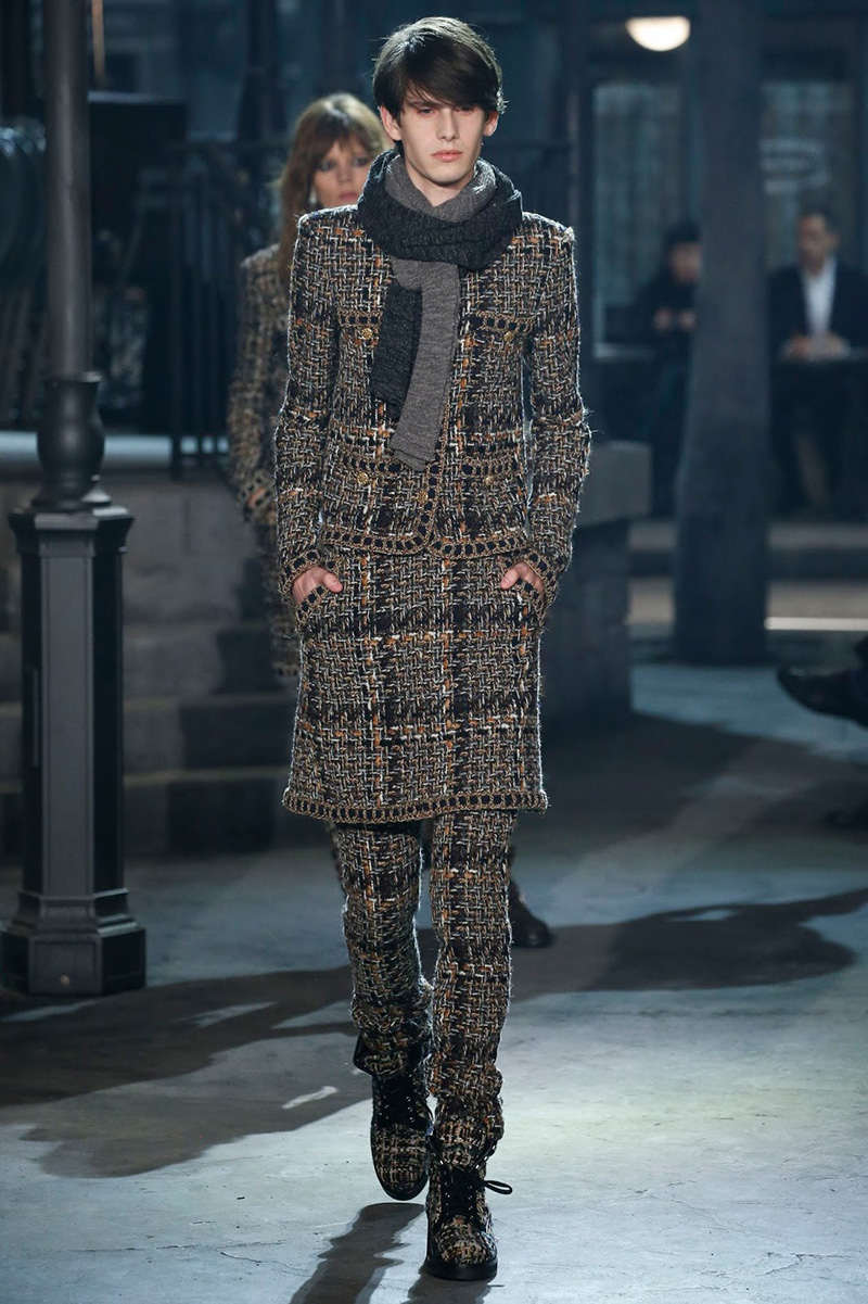 Metiers chanel darts pre-fall collection images