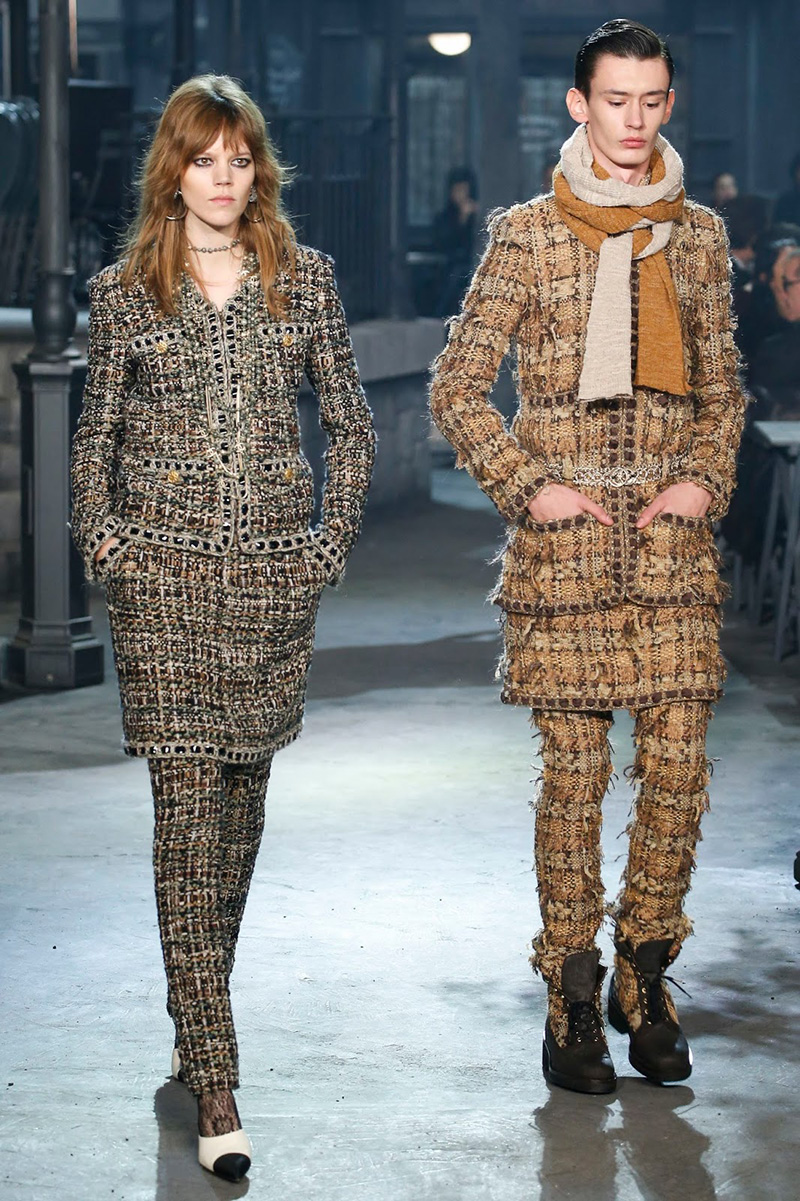 Metiers chanel darts pre-fall collection recommendations to wear for on every day in 2019