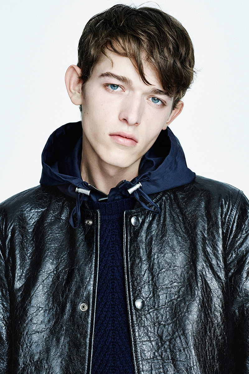 Diesel Black Gold Pre-Fall 2016 Lookbook - Fucking Young! 81e85e119812