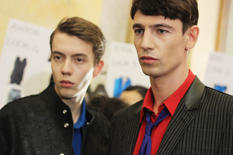 CoSTUME-NATIONAL-FW16-Backstage_fy9