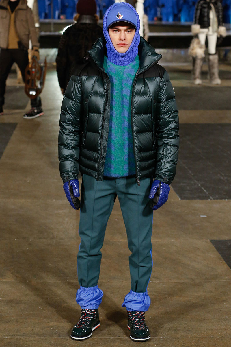 21063a0ca Moncler Grenoble Fall/Winter 2016 - Fucking Young!
